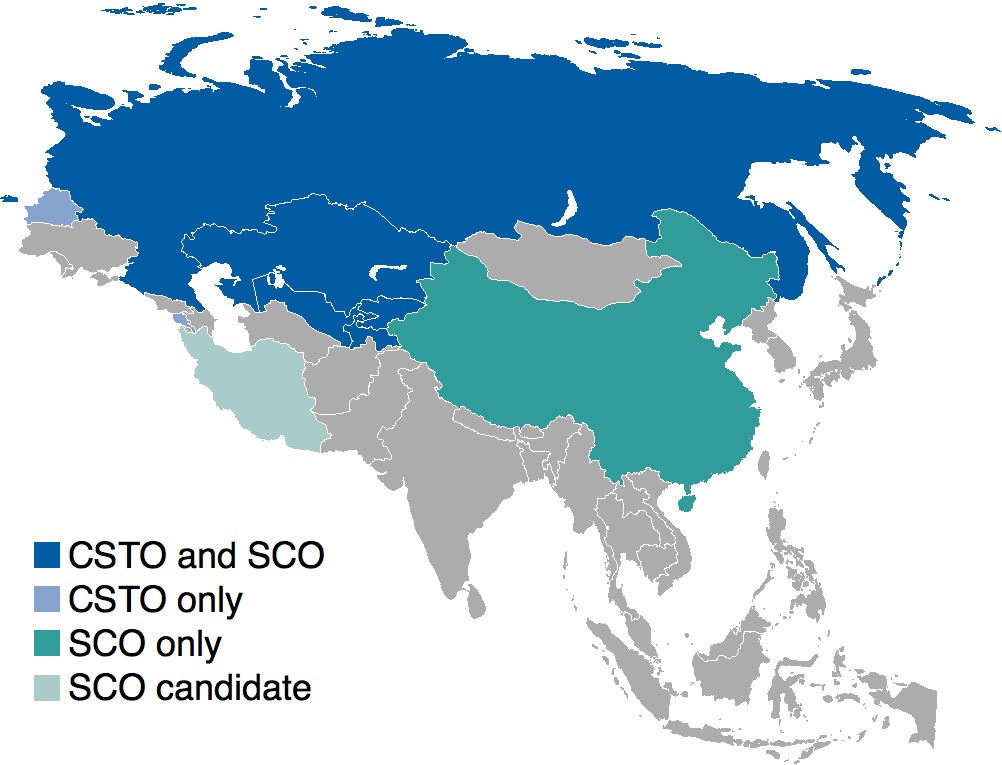 Beating the Drums of War: Provoking Iran into Firing the First Shot  CSTO%20and%20SCO