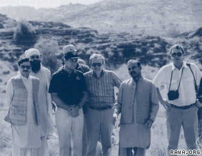 isi and cia directors in mujahideen camp1987 Sleeping With the Devil: How U.S. and Saudi Backing of Al Qaeda Led to 9/11