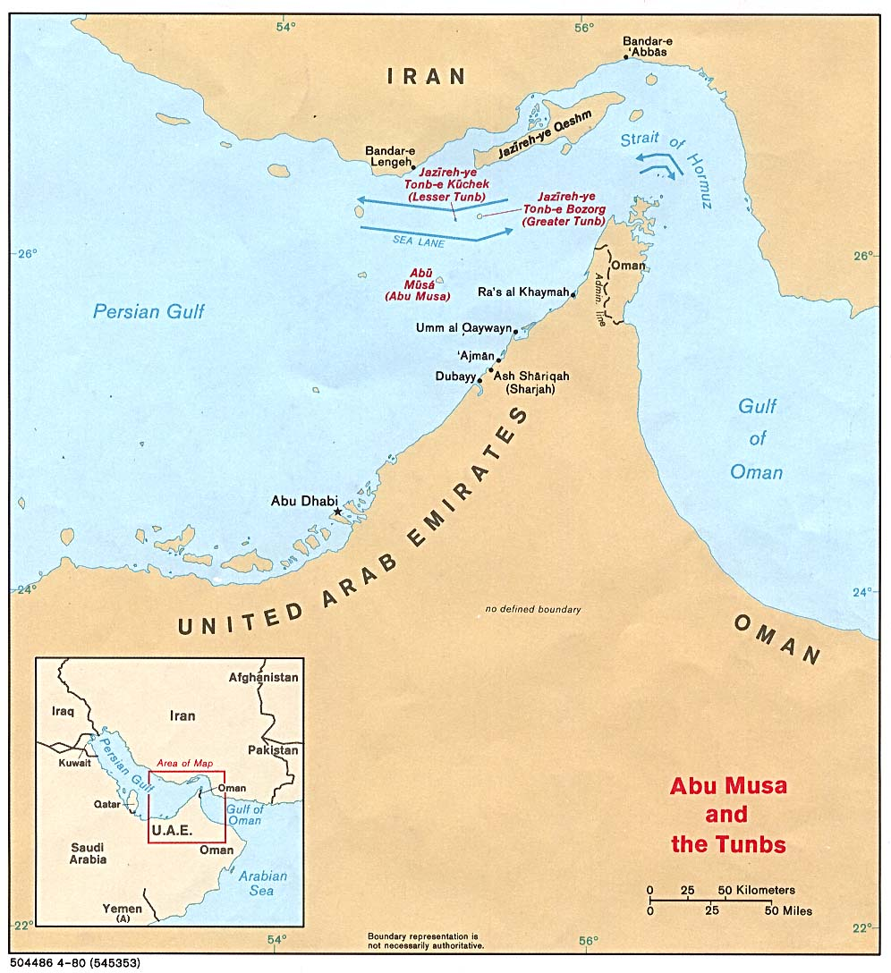 Beating the Drums of War: Provoking Iran into Firing the First Shot  straightof%20hormuz
