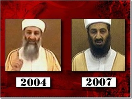 osama bin laden dead or alive
