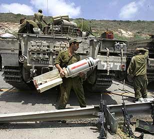 Liban : Israël utilise des armes chimiques