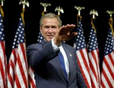 Bush Executive Order: Criminalizing the Antiwar Movement