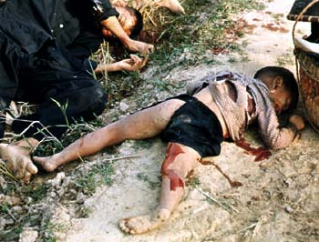 Coverup of Extensive War Crimes: 40th Anniversary of the My Lai Massacre