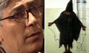 "Torture at Abu Ghraib: ""The Man Behind the Hood"""
