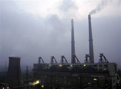 EU to help China test carbon capture