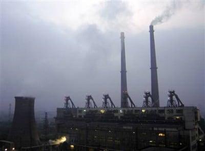 EU to help China test carbon capture