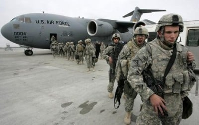 US troops ordered out of Kyrgyzstan after Russia deal