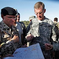 Classified McChrystal Report: 500,000 Troops Will Be Required Over Five Years in Afghanistan