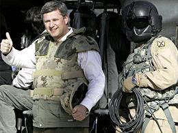 Escalation of Afghanistan War: Canada Faces a Fateful Decision