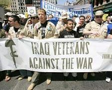Veterans Group Calls on Soldiers to Refuse Orders to Deploy to Afghanistan and Iraq