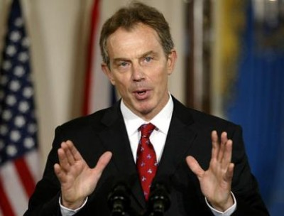 """Tony Blair's Justification for Waging War:  """"Whether Or Not the Stated Reasons Are True, We Must Do It Anyway"""""""