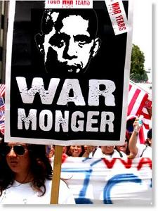 Fighting Back: Ridding America of the Warmongers