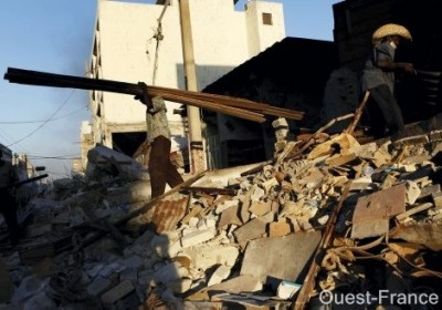 « Reconstruire Haïti » pour ses salaires de misère