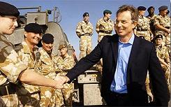 Tony Blair, War Criminal, Testifies Before Inquiry