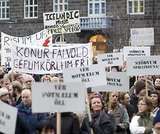 VIDEO: No Bailouts in Iceland