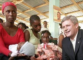 Canadian Politics: The Newly Benevolent Stephen Harper