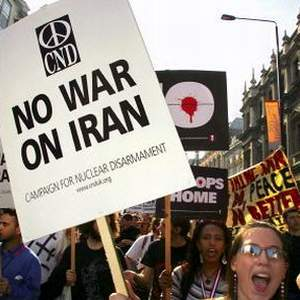 Oppose the Increasing Threats Against Iran