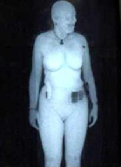 Hundreds Of Americans File Complaints Over Naked Body Scanners