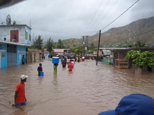 Haiti's Earthquake Victims in Peril