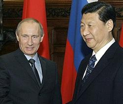 China Seeks Russia Alliance to Counter US Dominance
