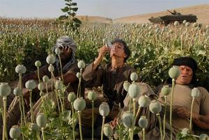 The Opium Wars in Afghanistan