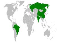 L'avènement des pays du BRIC ((Brésil, Russie, Inde et Chine) : Peut-il changer le monde ?