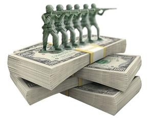 US Military Uses IMF and World Bank to Launder 85% of Its Black Budget