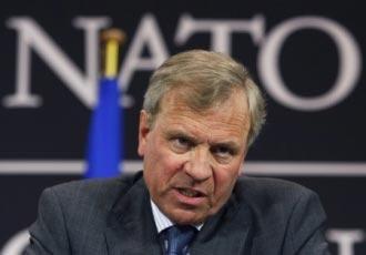 Dimitri Rogozine : « Non au NATO-centrisme et à l'encerclement de la Russie ».