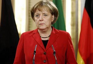 Merkel's Savage Blitz through Euroland: The German Chancellor pushes the Eurozone closer and closer to the Cliff.