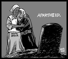 Israel and South Africa's Apartheid Regime: a Marriage of Convenience and Military Might