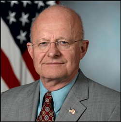 New Director of National Intelligence: Overseeing Aggression Abroad, Repression at Home