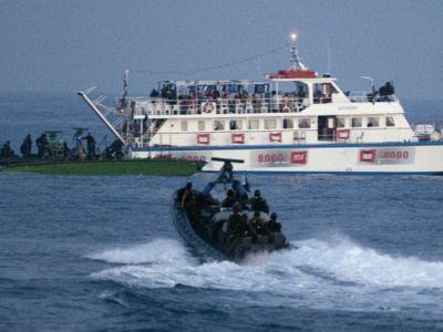 Israel se desvela a ojos del mundo por medio de su piratería