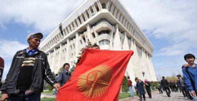 La Russie et l'avenir du Kirghizistan