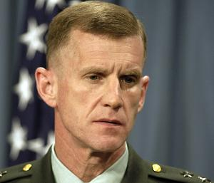 Militarism and Democracy: the Implications of the McChrystal Affair