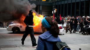 The Toronto G20 Riot Fraud: Undercover Police engaged in Purposeful Provocation