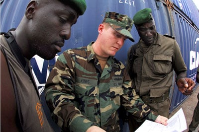 America's Role in Central Africa: AFRICOM, the U.S. Africa Command, Rwanda, the Congo