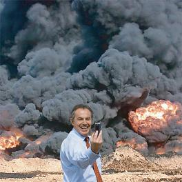 Tony Blair Must Be Prosecuted