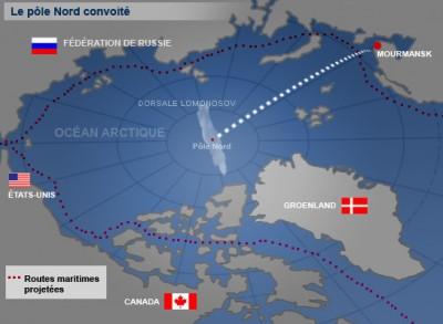 L'Arctique, un « diamant précieux » pour l'environnement global et l'humanité