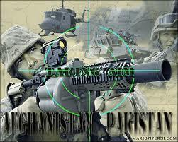 Intensification la crise des États-Unis dans la guerre Afghanistan-Pakistan