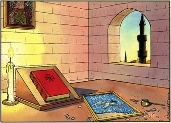 Chrétiens d'Orient : Le singulier destin des chrétiens arabes