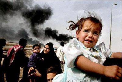 Le Cauchemar : les atrocités de l'invasion en Irak