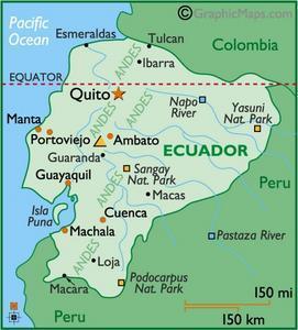 Le président équatorien sauvé par le peuple