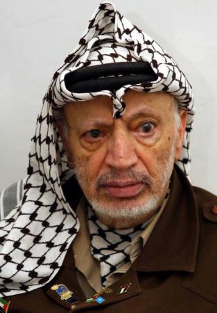 Les circonstances politiques de la mort de Yasser Arafat