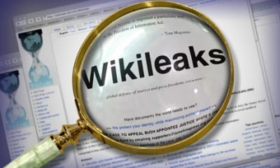 Wikileaks and the Worldwide Information War