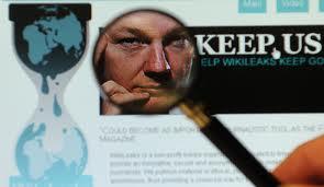 Wikileaks : un entourage qui soulève des questions