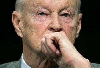 """Zbigniew Brzezinski : """"L'Europe doit se tourner davantage vers l'avenir"""" dans GEOPOLITIQUE 122995"""