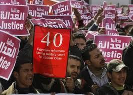 Egypt. Rude Awakening! Revolution or Regime Change?