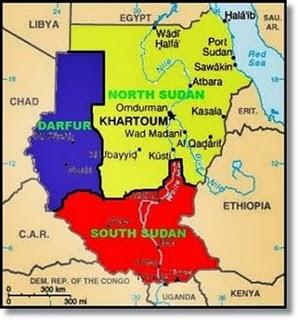 La balcanizzazione del Sudan: il ridisegno del Medio Oriente e Africa del Nord
