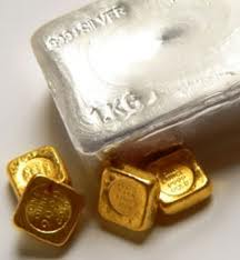 The Flight into Gold and Silver