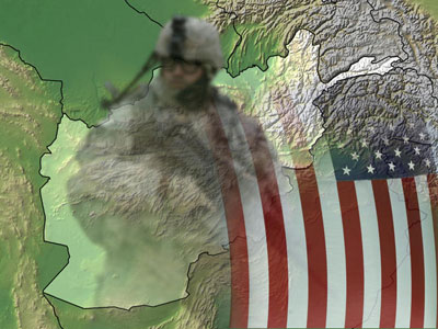 Les États-Unis se retirent d'une vallée stratégique en Afghanistan